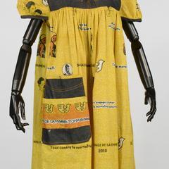 Semaine nationale de la femme tchadienne- Dress