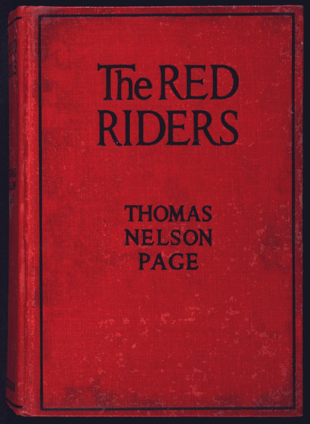 The red riders (1 of 2)
