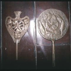 Ritual Fans (Abebes) for Oshum (Oxum / Oxun)