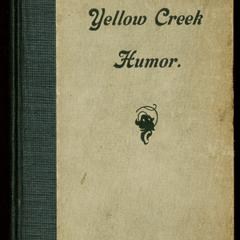 Yellow Creek humor : a book of Burtscher drolleries