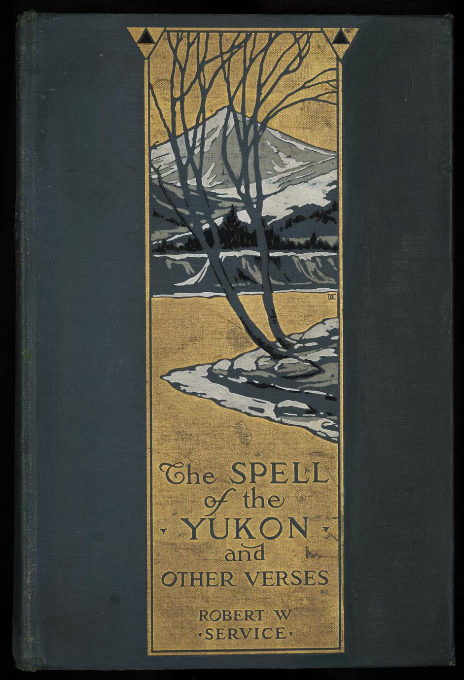 The spell of the Yukon, and other verses (1 of 2)