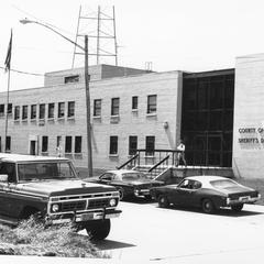 Rock County Jail, 1981