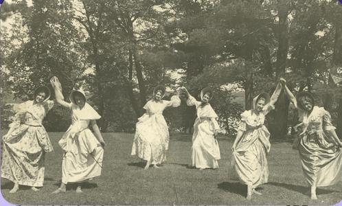 Women's Athletic Association - May Fete Celebration