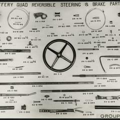 Catalog of Jeffery Quad parts