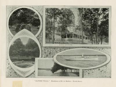 Alpine Villa
