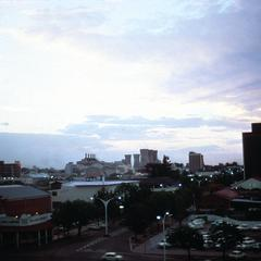 View of the City of Bulawayo