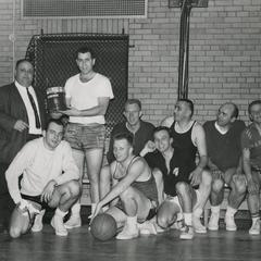 Kenosha campus alumni team