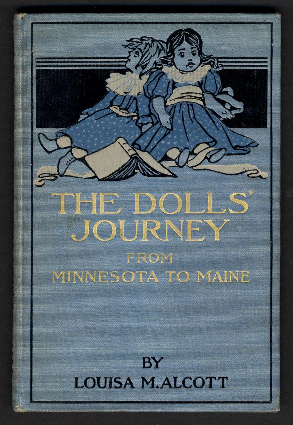The dolls' journey (1 of 2)