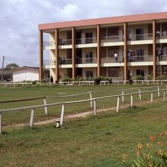 Building at Lagos State University