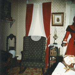 Joseph P. Webster's chair