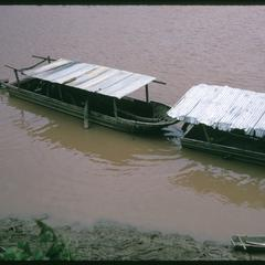 Tha Deua bend : Mekong River pumps