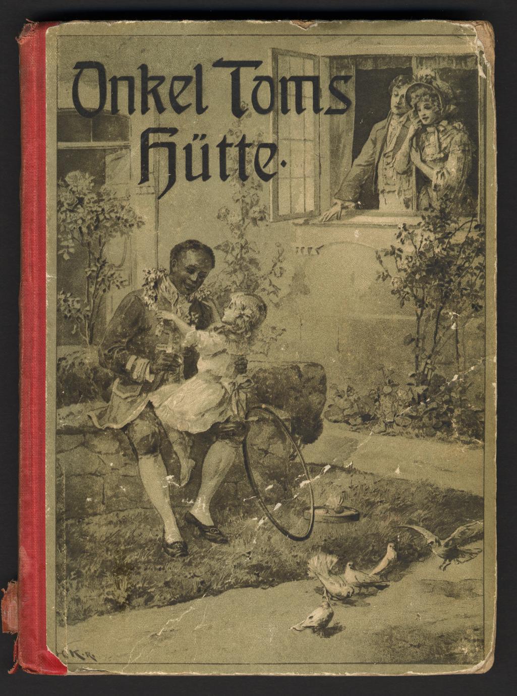 Onkel Toms Hütte oder Negerleben in den Sklavenstaaten von Nordamerika (1 of 2)