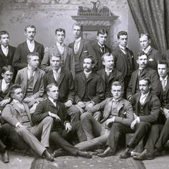 Fraternity Chi Psi, 1890-1900