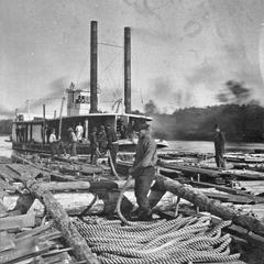Iowa City (Rafter/Towboat, 1865-1876?)