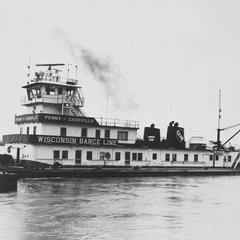 Penny of Cassville (Towboat, circa 1972)