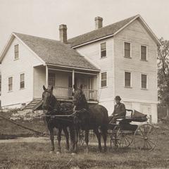 John and Elizebeth Marty homestead