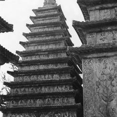 Wuta Si (Five Pagoda Temple) 五塔寺.