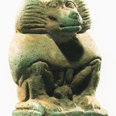 Egyptian Hamadryas Ceramic