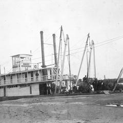 Mandan (Snagboat/Towboat, 1893-1932?)