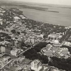 Campus and the Capitol Square