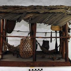Model Canela house