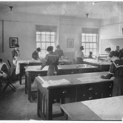 Clothing laboratory