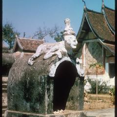 Vat Xieng Thong--phi house