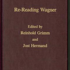 Re-reading Wagner