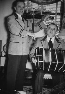 Walter Karwatka and Max Peters