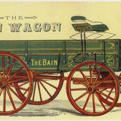 Illustration of The Bain Wagon