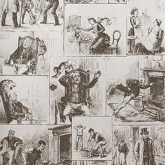 London Illustrated News cartoons