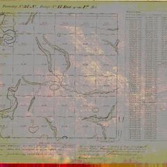 [Public Land Survey System map: Wisconsin Township 37 North, Range 17 East]