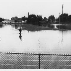 Fond du Lac flood 1986