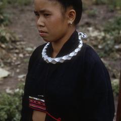 Ethnic Phuan woman