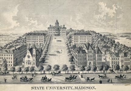 State University, Madison Illustration