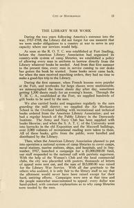 Page 17 - Report of the librarian - Twenty-eighth and twenty-ninth annual reports of the Minneapolis Public Library, 1917-1918 28th/29th [1919?]
