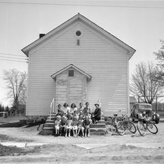 Vilas School-Town of Stettin, Marathon County, WI