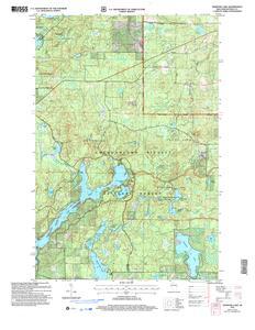 Diamond Lake quadrangle