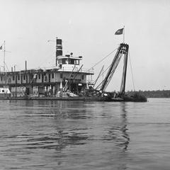 Arkansas II (Snagboat, 1940-1966)