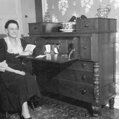 Hazel Manning, Home Economics Department Chair