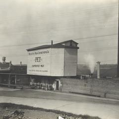 Helvetia Milk Condensing Company plant, New Glarus