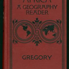 Africa : a geography reader