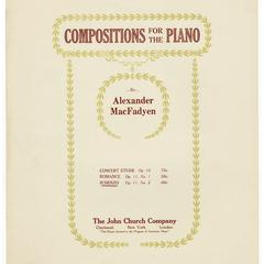Scherzo, op. 11, no. 2