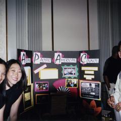 Asian Pacific American Council display at 2002 MCOR