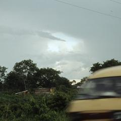 Van near Abuja