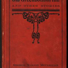 Old Greenbottom Inn : and other stories