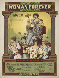 'Woman Forever' sheet music