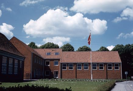 Danish schoolhouse
