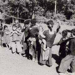 Fourteen White Hmong villagers in Houa Khong Province