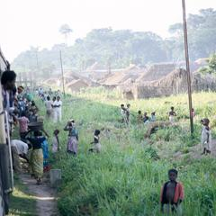 Train from Lubumbashi to Kindu